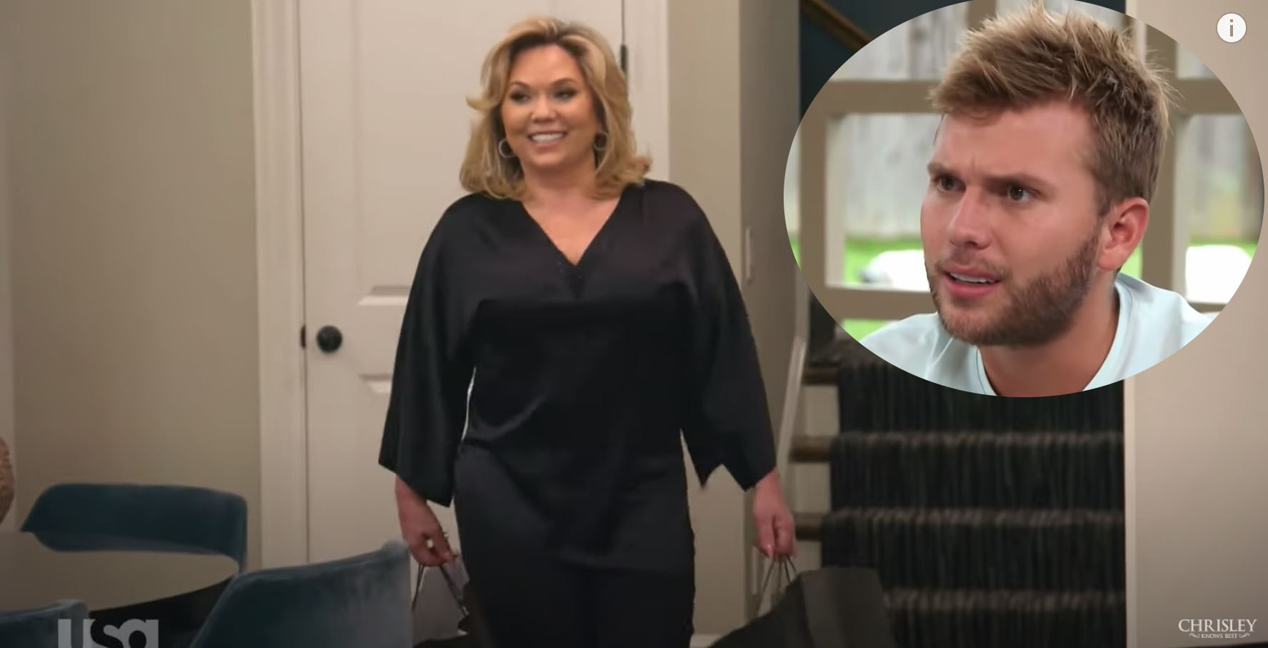 Chrisley Knows Best Chase Chrisley Julie Chrisley Mother's Day