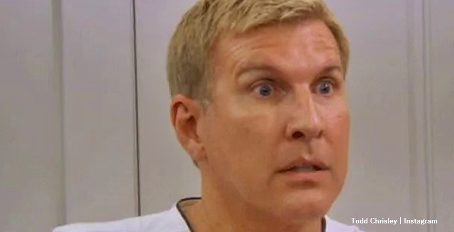 Chrisley Knows Best Todd