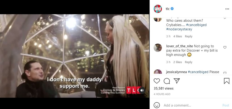 Darcey & Stacey Season 2 TLC Fans React To The New Preview