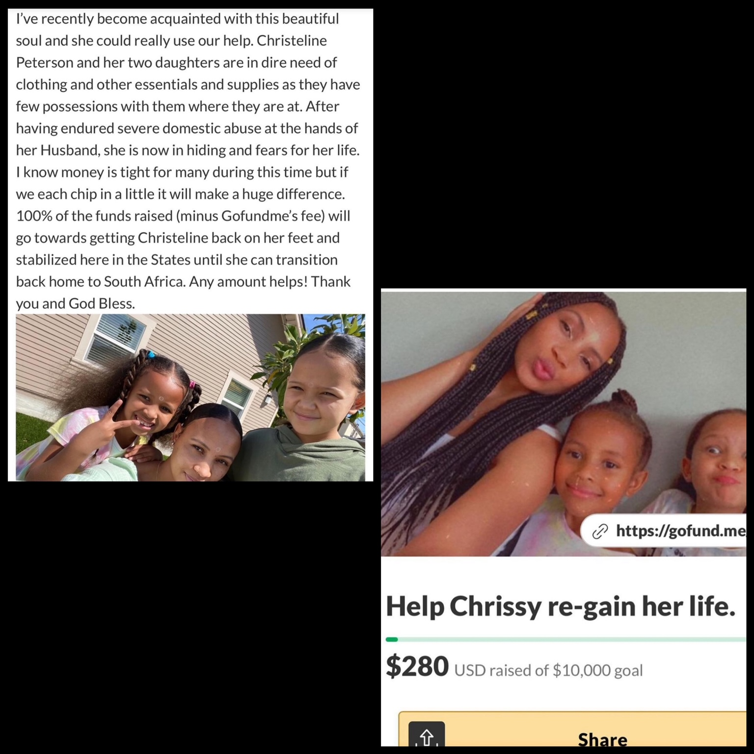 Seeking Sister Wife Credit: Vanessa Cobbs Instagram