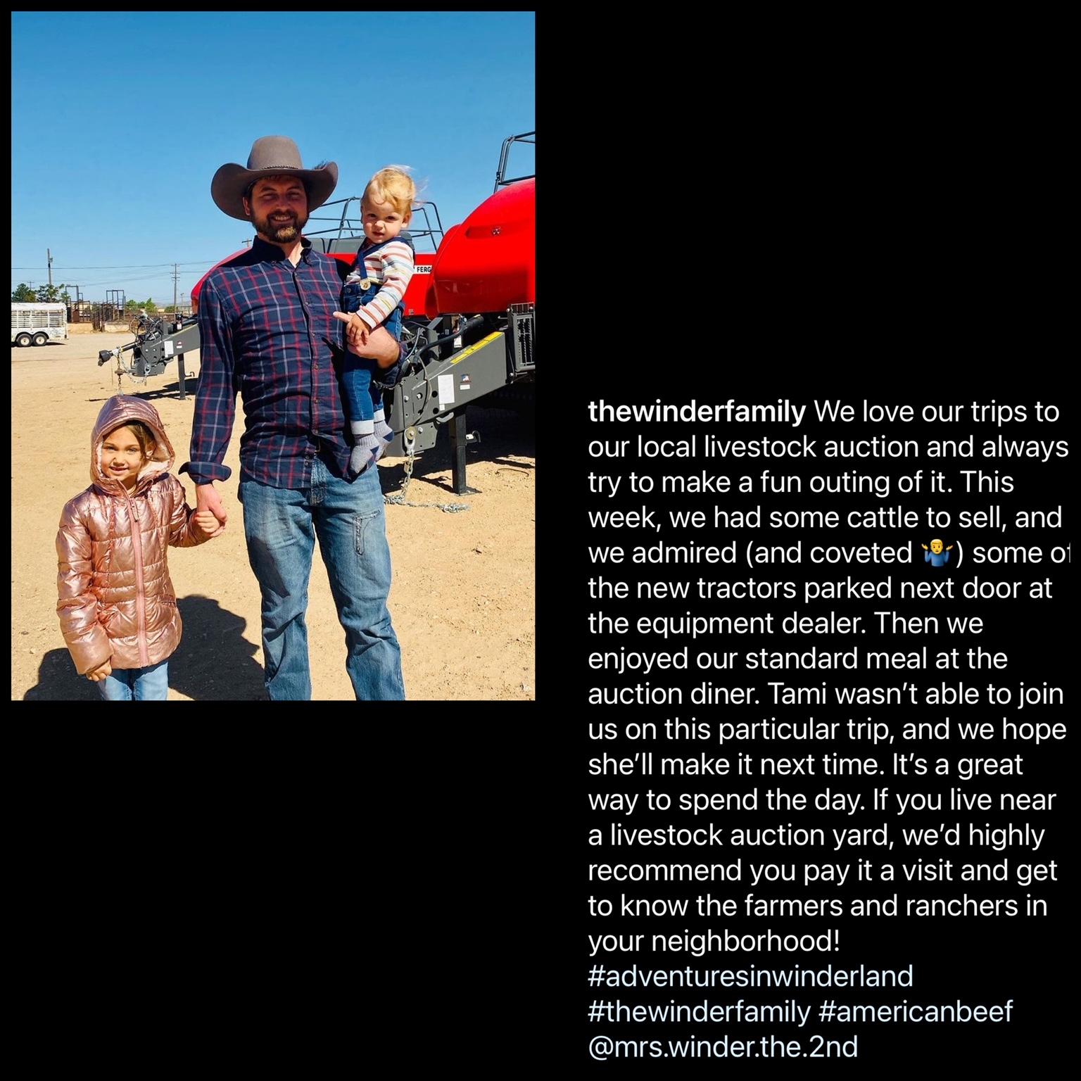 Seeking Sister Wife Credit: The Winder Family Instagram