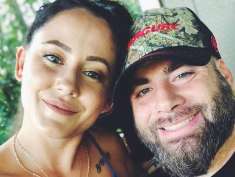 Jenelle Evans and David Eason - Instagram