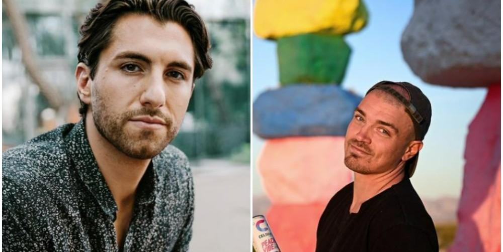 Jason Tartick and Dean Unglert via Instagram Pic