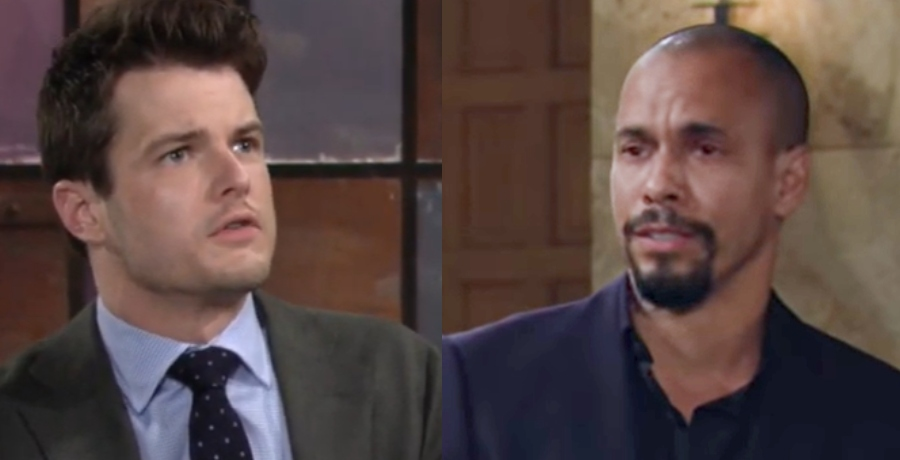 Kyle and Devon The Young and the Restless