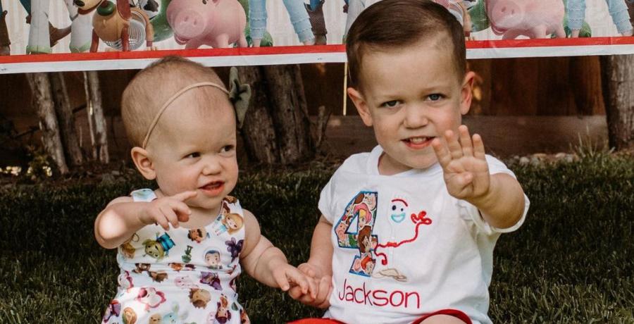 Lilah and Jackson Roloff