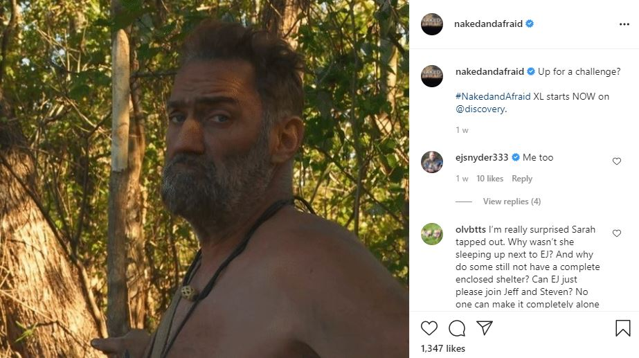 Naked and Afraid XL pay - prizes