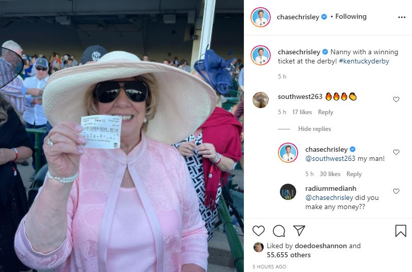 Nanny Fay & Chase Chrisley Hit The Kentucky Derby Did They Win.