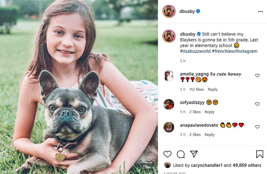 'OutDaughtered' Mom Danielle Can't Get Over Her Daughter Blayke