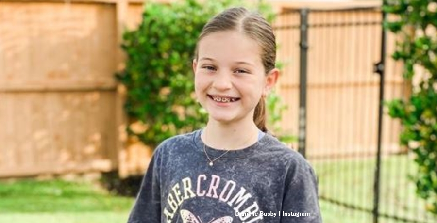 OutDaughtered Mom Danielle on Blayke Busby