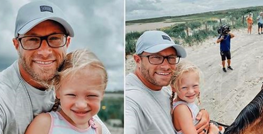 Parker Kate Busby - Adam Busby - OutDaughtered