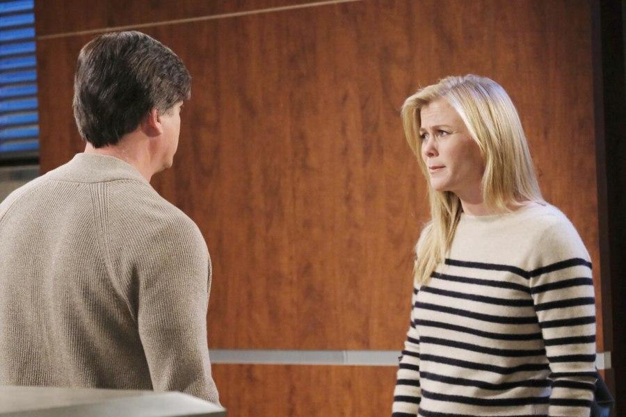 Sami Brady (Alison Sweeney) - Lucas Horton (Bryan Dattilo) - NBC