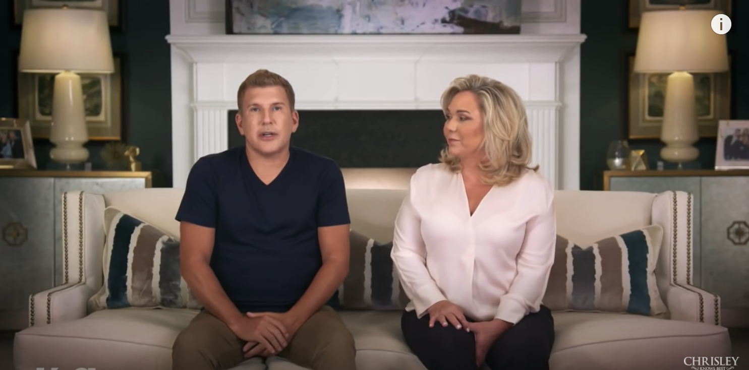 Chrisley Knows Best Todd and Julie Chrisley morning