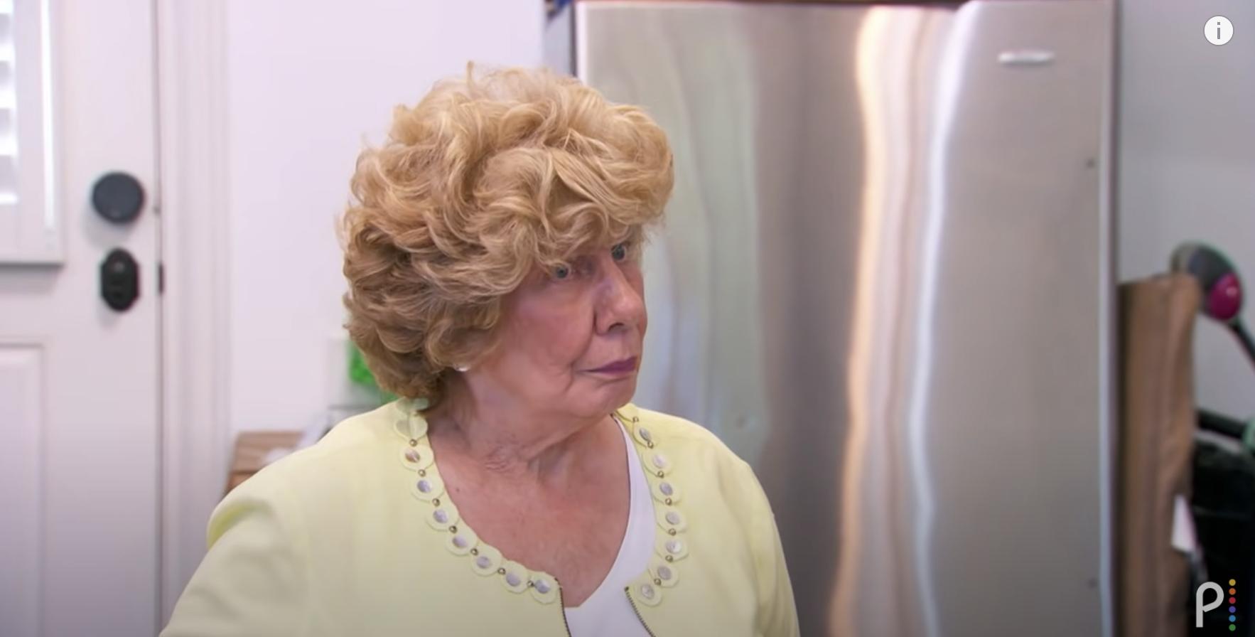 Chrisley Knows Best Nanny Faye rib injury