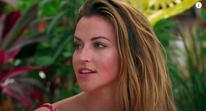 'Bachelor in Paradise' Tia Booth From Instagram