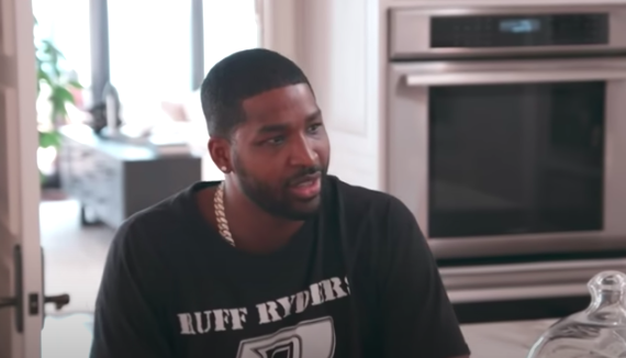 Tristan Thompson from Youtube