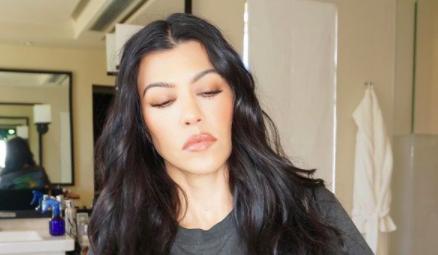 Kourtney Kardashian from Instagram