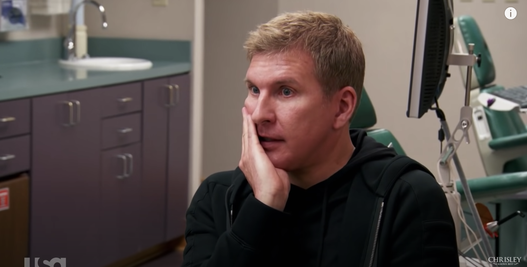 Chrisley Knows Best Todd Chrisley relationship advice