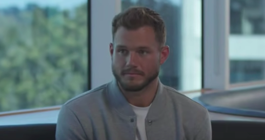Colton Underwood from youtube