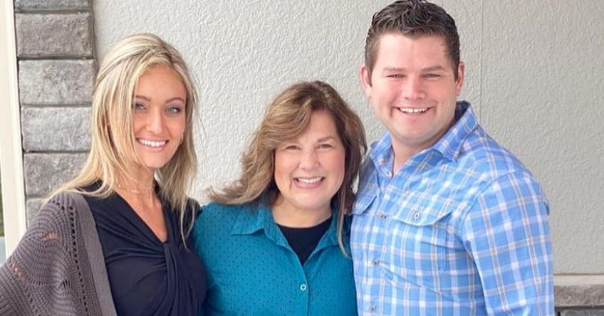 Bates family Instagram, Nathan Bates, Esther Keyes