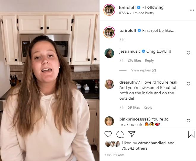 Tori Roloff Of 'LPBW' Loves Her Belly And Her Bum