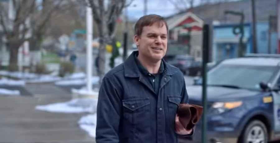 Dexter Morgan is now Jim Lindsay in the reboot of Showtime's Dexter