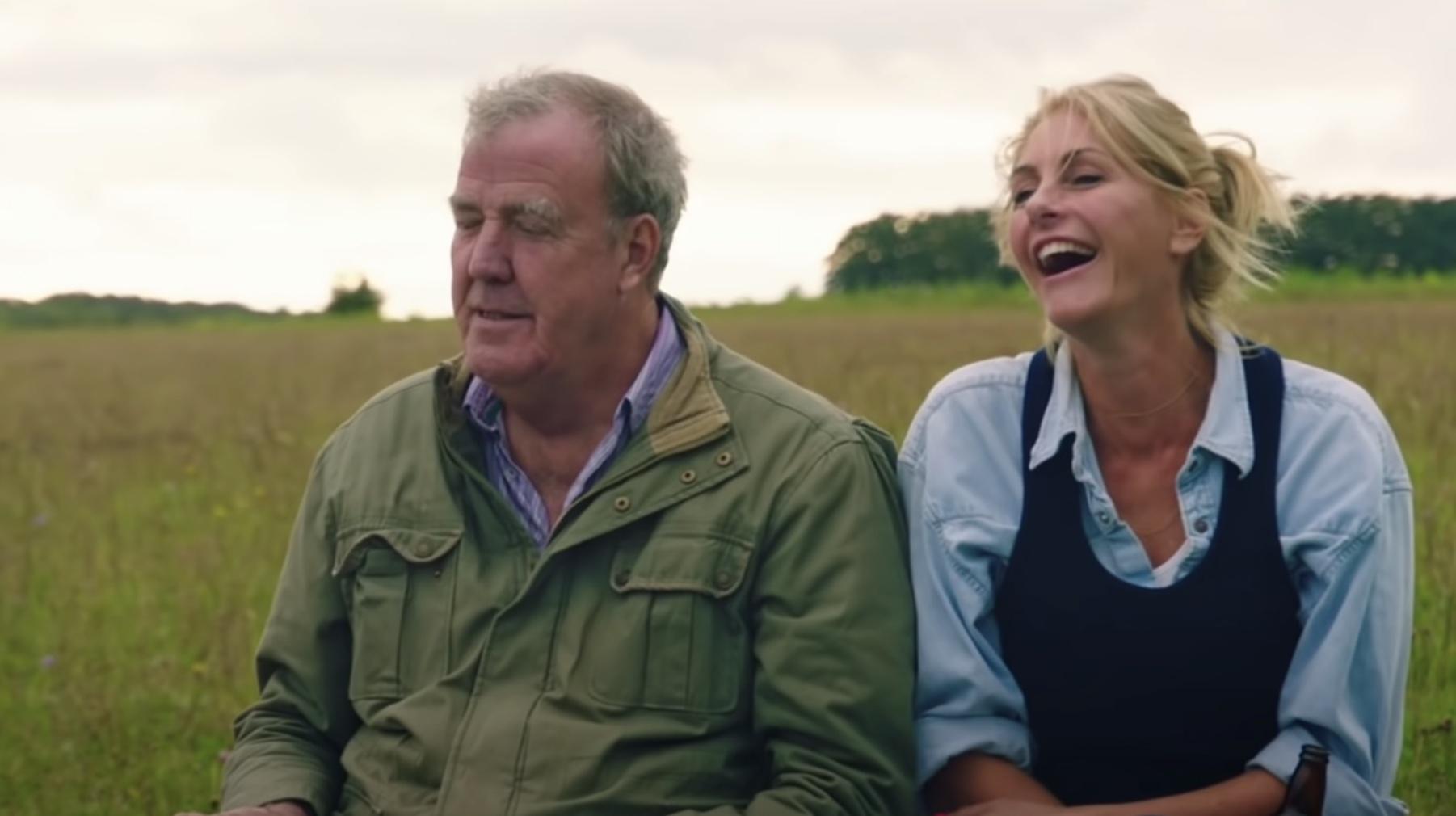 Grand Tour, Clarkson's Farm-https://www.youtube.com/watch?v=USzFmRbRQGQ