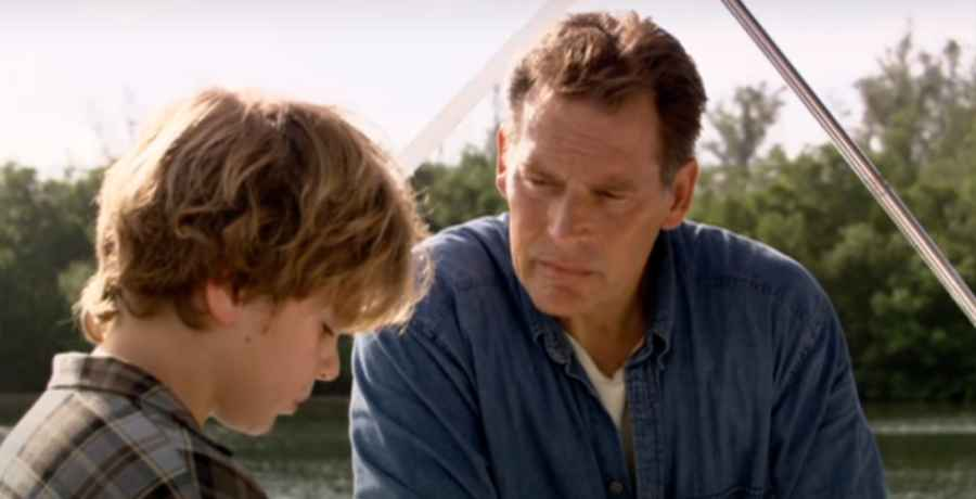 James Remar played Dexter's father, Harry Morgan on the Showtime hit show