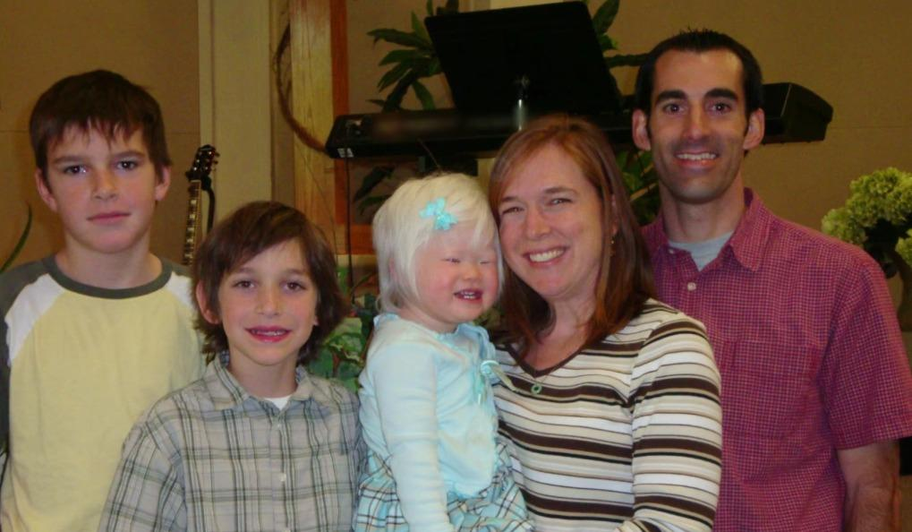 Grabowski Family with Lilly, TLC Screengrab
