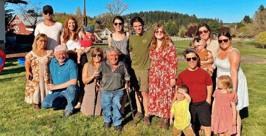 The Roloff family of Little People Big World