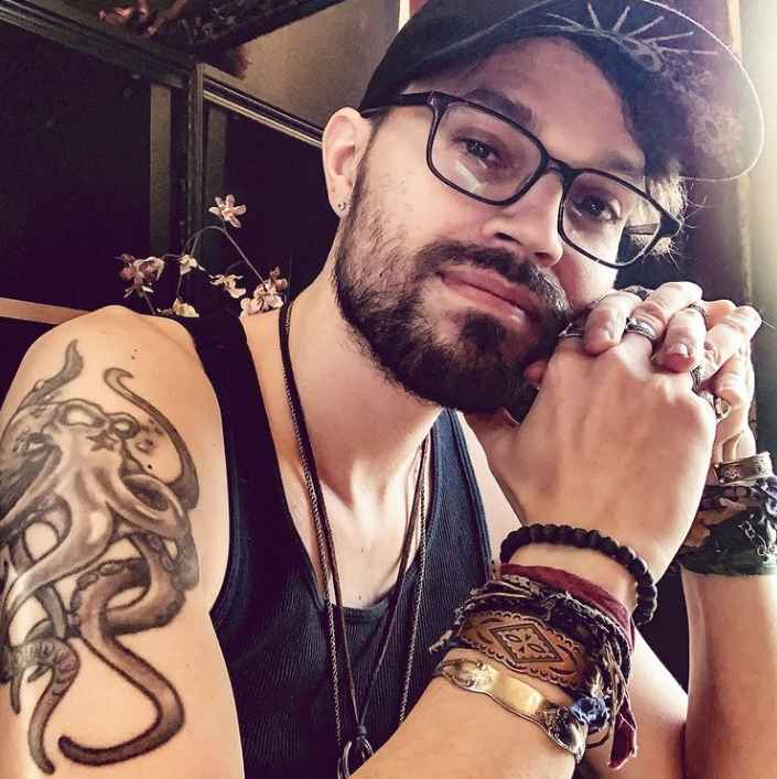Sidian Jones of Seeking Sister Wife explained the importance of his octopus tattoo