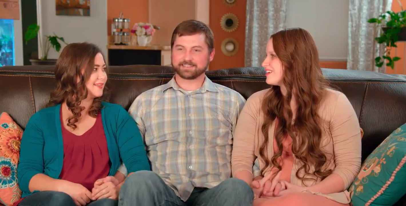 The Winder family on Seeking Sister Wife