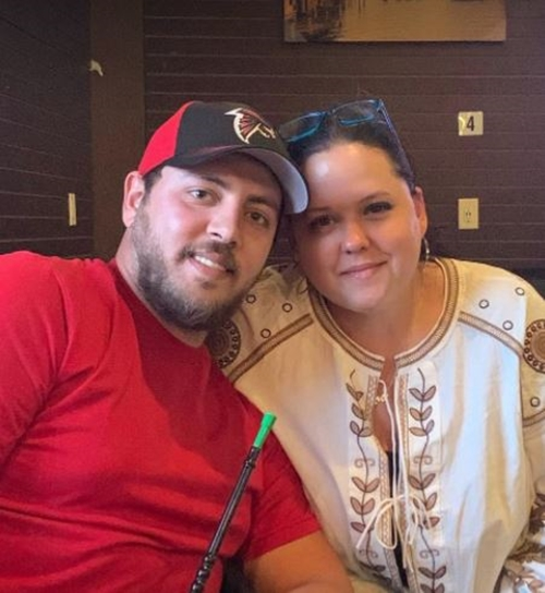 90 Day Fiance Rebecca and Zied 1