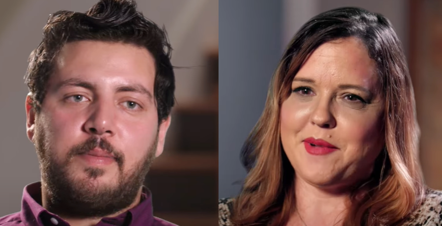 90 Day Fiance Source Says Rebecca And Zied Are In Troubled Waters