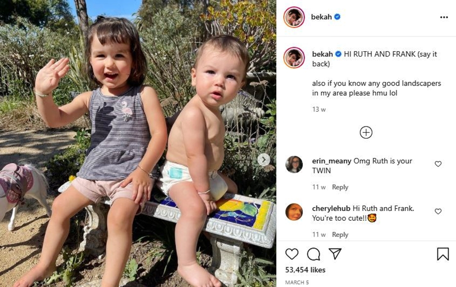 Bekah Martinez Shares Her Heart-Stopping Moment With The Kids