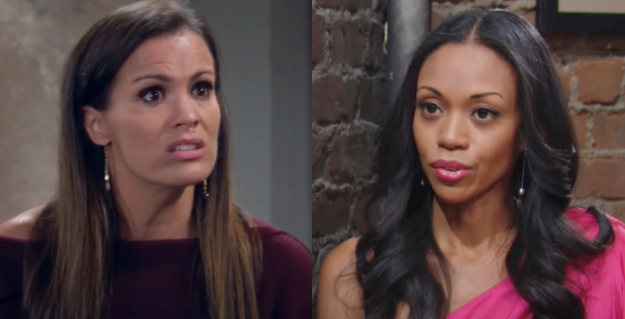 Chelsea and Amanda The Young and the Restless