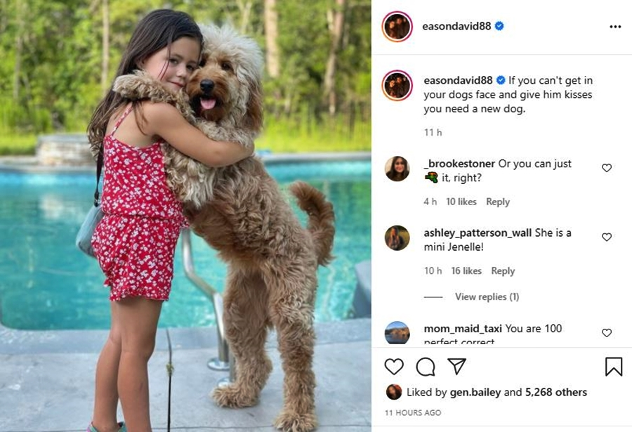 David Eason Deliberately Fishing For Trolls With New Dog Post