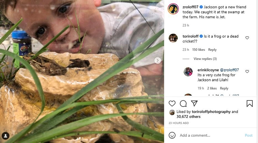 Fans Go Crazy Over Jackson Roloff New Friend Being Caged