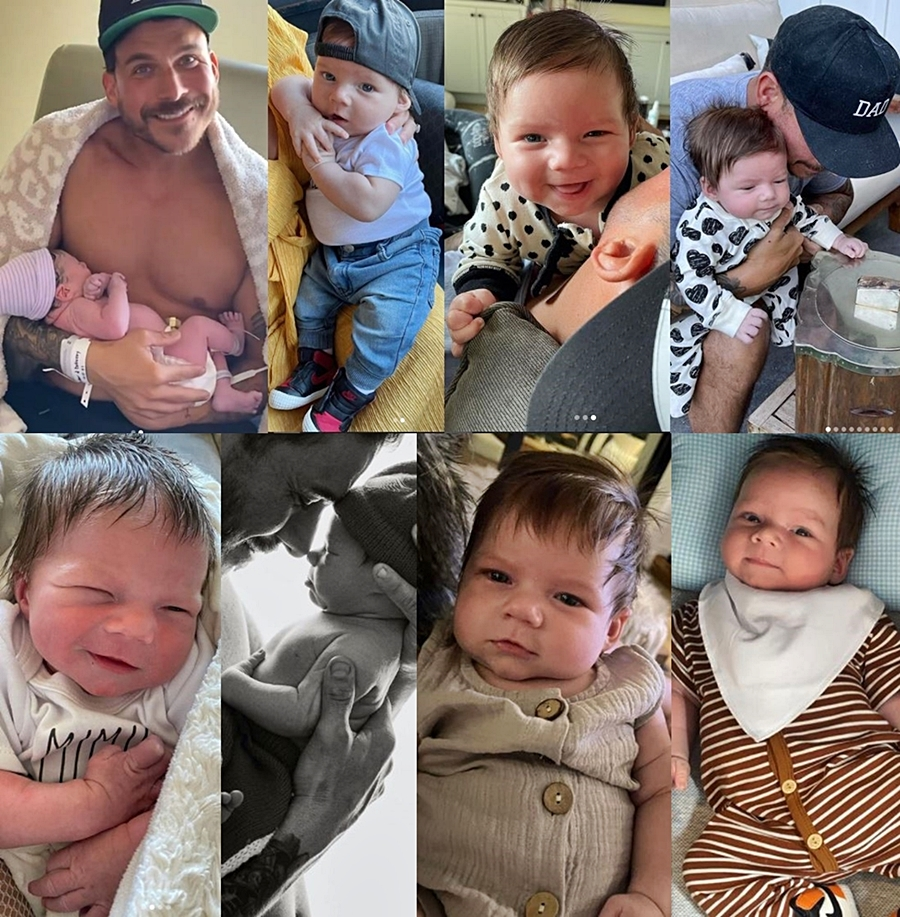 How Adorable Is Jax And Brittany's Son Cruz Cauchi