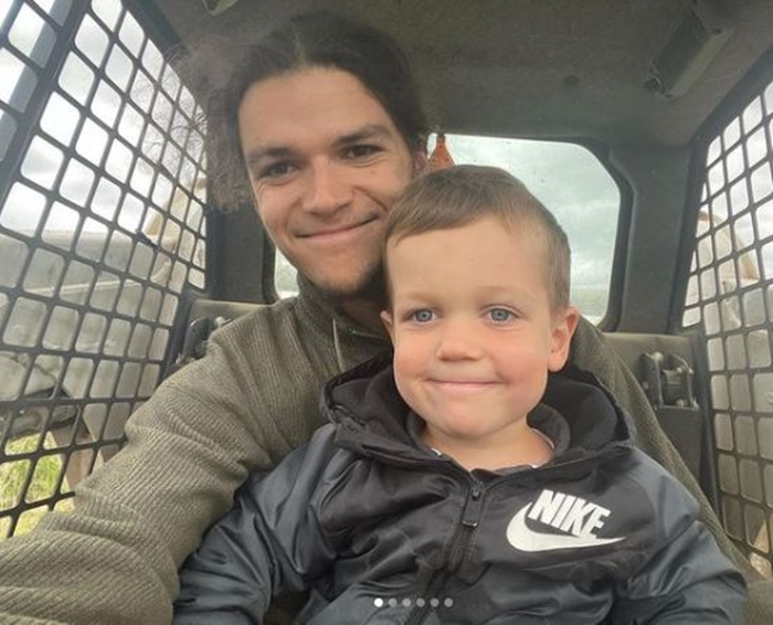 Jackson Roloff Bonds With Uncle Jacob See Adorable Photo