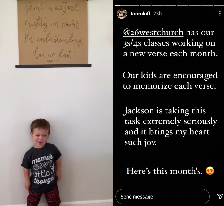 Jackson Roloff Shows Off His Amazing Talent Little People Big World