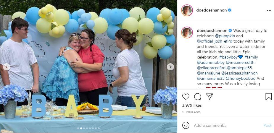 Jo Shannon Ignoring Mama June On Social Media - Pumpkin's Baby Gender Reveal