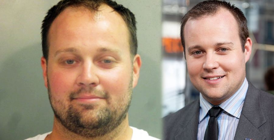 Josh Duggar isolated and living with straingers