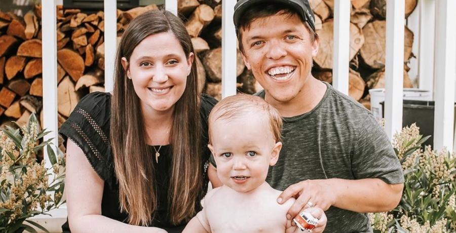 Little People Big World Tori -Zach - Jackson Roloff - Instagram