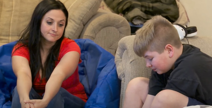Love After Lockup Spoilers Rachel and son