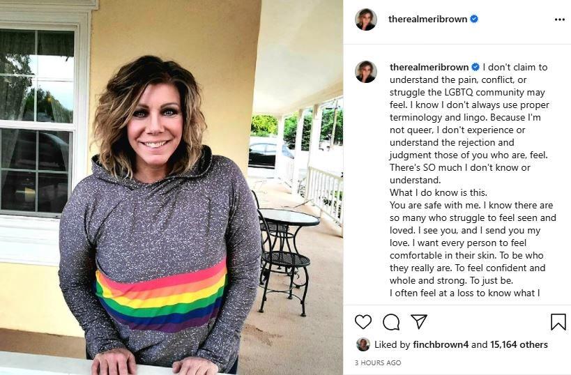 Meri Brown Gets Very Candid About 'Queer' People