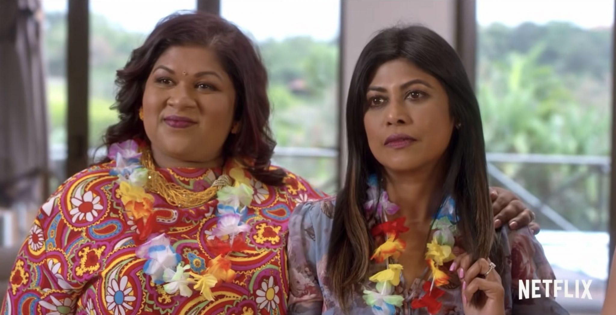 Netflix Trippin' With The Kandasamys