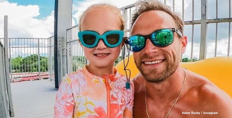 OutDaughtered Adam Busby TLC vaccinations
