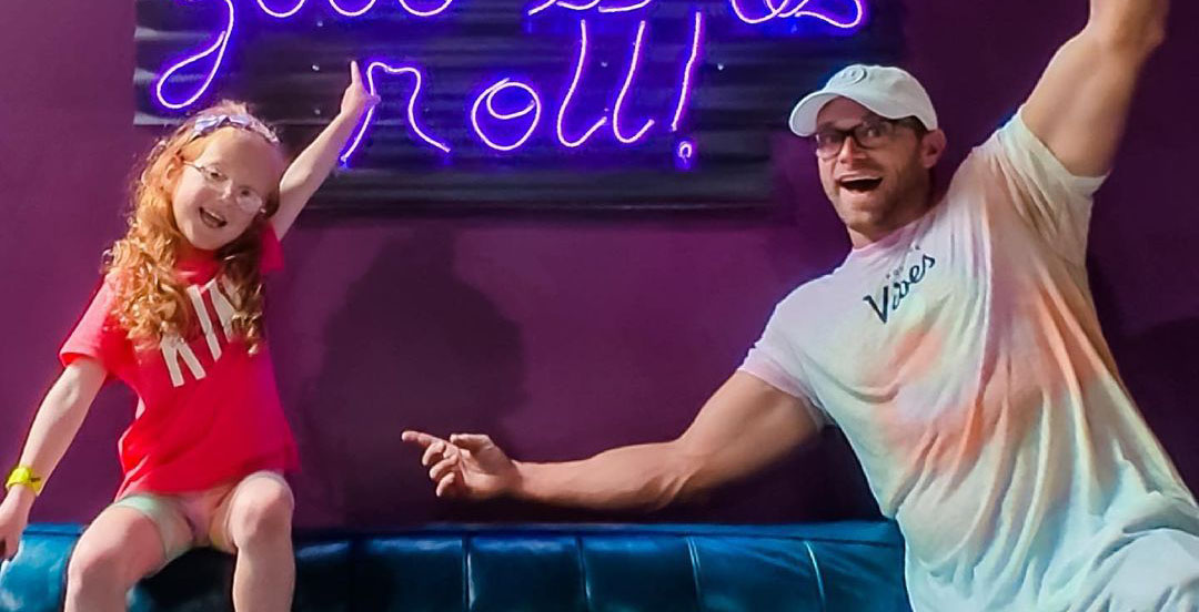 OutDaughtered Adam and Hazel Busby Daddy Camp