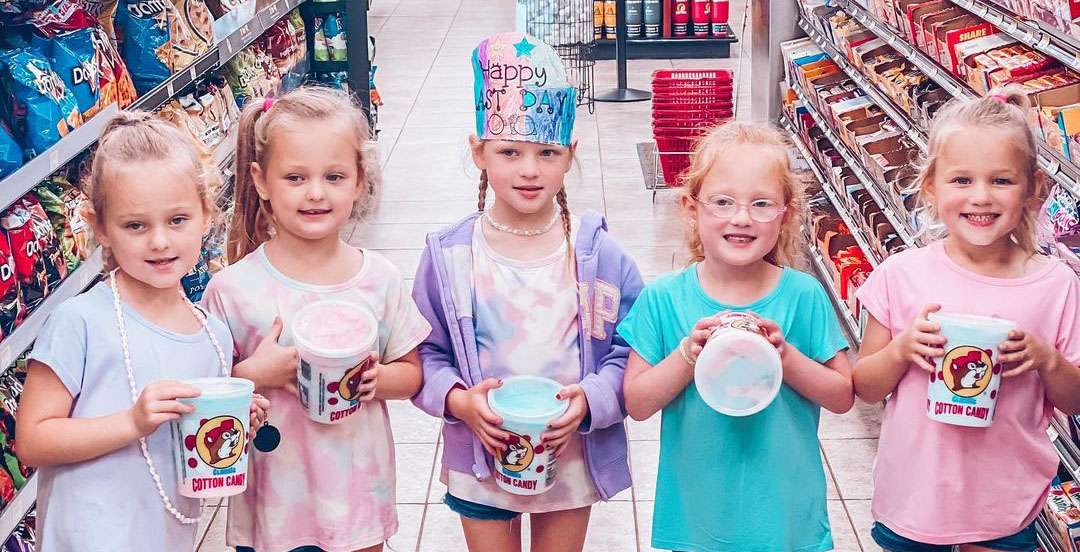 OutDaughtered Cheer Camp