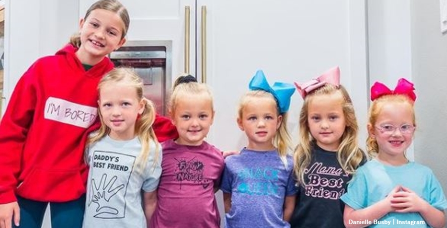 OutDaughtered Family Celebrated Memorial Day with special photo